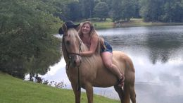 Palomino Quarter Horse in Hampton, GA